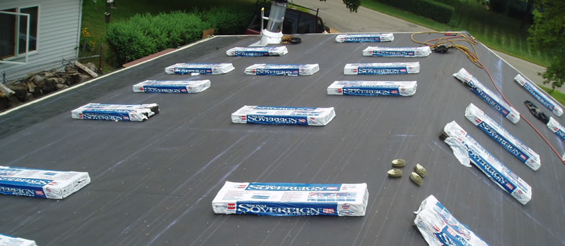 Sterling Heights New Roof Replacement